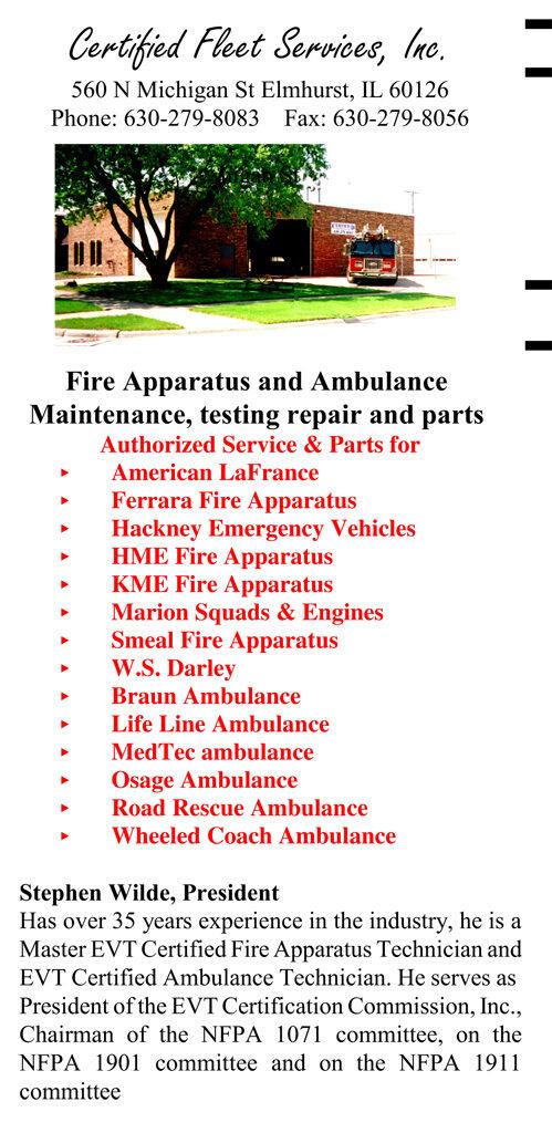 Associate Member Ads – Metropolitan Fire Chiefs Association of Illinois